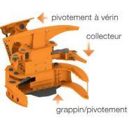 CB 150 - Tête d'abattage - Westtech - Diametre de découpe 220mm