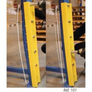 Réparation de montant racks de stockage