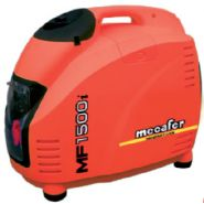 Mf1500i  groupe électrogène portable - mecafer - 1500w