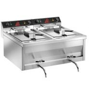 FRITEUSE DOUBLE 2X9L - SOFRACA