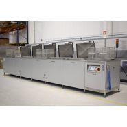 Station de lavage par ultrasons - Tierratech - Capacité 150 l