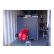 Location chaufferie mobile gaz containerisÉe c-1300g