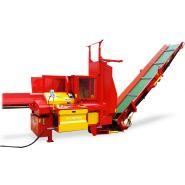 Combiné à bois de chauffage Xylog 420 - Rabaud SAS - Diamètre de coupe max 420 mm - Longueur de coupe des bûches 150 à 500 mm