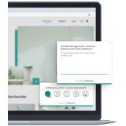WEBSITE WIDGET - RECUEILLEZ LES AVIS VISITEURS EN DIRECT SUR VOTRE SITE WEB