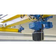 DC - Palan - Demag Cranes & Components SAS - Charge maxi de 550 kg