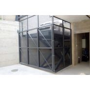 Dynamic lift dlf - Monte voiture - Raf 73 - Capacité maximale 2500 kg