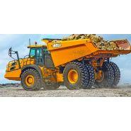 B45e (4x4) tombereaux articulés - bell - 41 000 kg