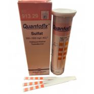 BANDELETTES TESTS SULFATE / NITRATE