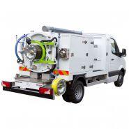 Unicom version standard - hydrocureur - rioned - résevoir d'eau 1.500 litres réparti selon vos besoins