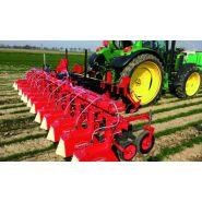 EC-Spray Bineuses agricoles - Steketee - Protection jusqu'à 80 % des herbicides et fongicides