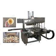 Machine de fabrication de biscuits de cornets de crème glacée - Henan Gelgoog - Capacité 2500-3000pcs/h