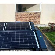 panneaux solaires photovoltaiques sharp. Black Bedroom Furniture Sets. Home Design Ideas
