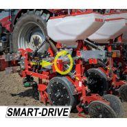 Smart-drive - semoir agricole - mascar s.p.a. - compteur d'hectares total et partiel
