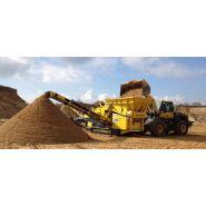 K3 cribles pour mines et chantiers