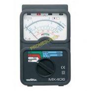 MGOHMMTRE METRIX MX 406B