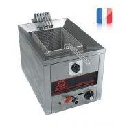 Friteuse compact line 500 - super snack i - sofraca frit.o.matic - 7l