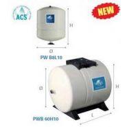 Réservoir à diaphragme : 8 litres  réf. pwb8l10rld