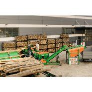 Combiné à bois de chauffage SpaltFix S-415 Vario - Posch - Diamètre de coupe max 41 cm