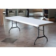 TABLE PLIANTE HDPE