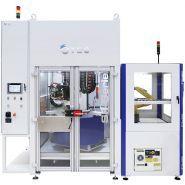 Série sf automation - tribofinition - otec - machine de polissage à flux continu