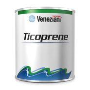 6420 - Ticoprene - Primaire au caoutchouc chloré monocomposant à l'aluminium - Veneziani - 1L=5,3 m2