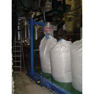 ERIBAG R BG 1000 - Stations de remplissage pour big bags - Erimac - Vanne guillotine 1 ou 2 débits