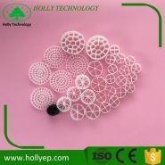Mbbr bio - Médias de filtration d'eau - Yixing Holly Technology -  système de réaction de biofilm