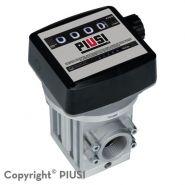 K700 - débitmètre mécanique carburant - piusi spa - liquide : gasoil - pression d'éclatement : 30 bars