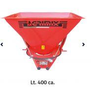 Lt. 400 ca. Distributeur d'engrais - Agrimix - Capacité trémie 360 Lt.