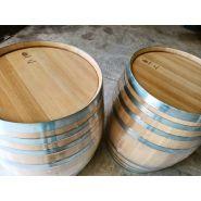 Fûts de 400 litres chêne français
