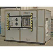 Machine de lavage aux solvants chloré
