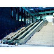 Tugela Escalier mécanique - Thyssenkrupp - 0,5 | 0,65 | 0,75 m/s