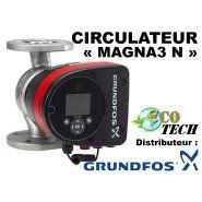 GRUNDFOS - CIRCULATEUR DE CHAUFFAGE ELECTRONIQUE MAGNA 3N