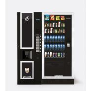 LEI600 + ARIA L EVO MASTER - Distributeurs combinés chaud/froid - Bianchi vending group - Capacité de 600 gobelets
