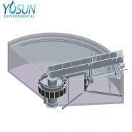 Racleurs de bassins de décantation - Yosun - Structure simple et poids léger