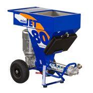 MINIJET 80 - Machine à projeter - Complète bleu malette.