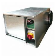 LINCO PA-EC - Caisson de ventilation - Lindlab - Puissance moteur 1,8 kW à 7,5 kW