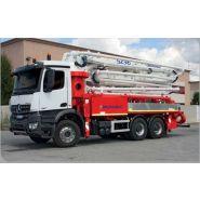 ZENITH 5Z36 Camion pompe à béton - 26t - 3 essieux
