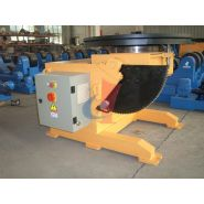 Hb -50 - positionneur de soudure - wuxi lida welding machinery co., ltd - capacité de chargement maximale 5000 kg