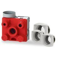 SIMPLE FLUX FACIL'AIR AUTO - VMC Ventilation mécanique contrôlée - Dmo - Taille (LXLXH) 330 x 320 x 250 mm