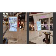 Borne indoor interactive  - viadirect (modÈle doado)