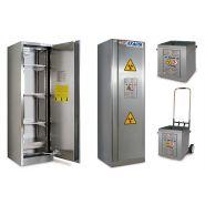 EFOMY11 - Armoire de sécurité pour produits dangereux - Exactafrance - Radio