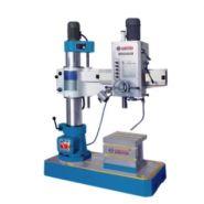 Perceuse radiale - weiss - commandes en électronique 24 v cc