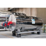 HTV-N - Générateurs d′air chaud à gaz - Babcock Wanson - 90 kW à 7 MW