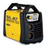 SIL 417 - Poste à souder à l'arc - Deca - Puissance d'installation (Kw): 4,9 KW
