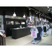 Comptoir pour magasin - A4 Inside - Espace caisse complet