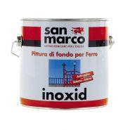 Inoxid - peinture antirouille - san marco - pour metaux ferreux