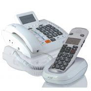 TÉLÉPHONE FILAIRE SCALLA³ COMBO