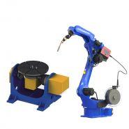 Positionneur de soudure - chengdu crp automatic control technology co., ltd - lourd de type p de 2 axes