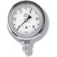 420 - manomètres différentiels - airindex - etendue echelle : -1 à 1000 bar